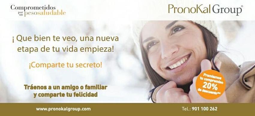 Pronokal Group - Nutrición y Adelgazamiento en La Seda Centro Médico Murcia